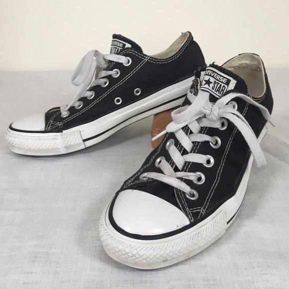 f200d36eb944 Converse Shoes - Black Classic Chuck Taylor All Star Converse